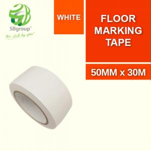 318 FLOOR MARKING TAPE white